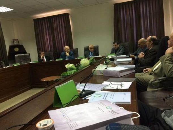 هيئة تحرير مجلة اتحاد الجامعات العربية تعقد اجتماعها الأول