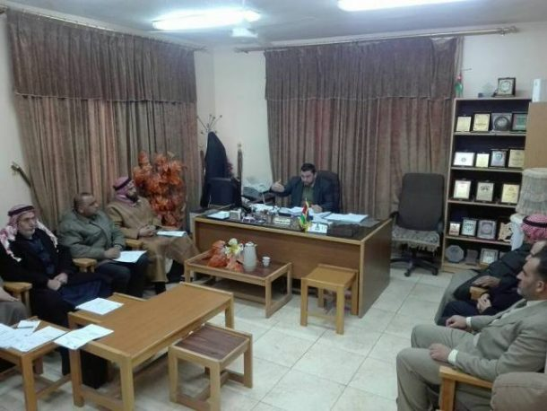 عجلون: اجتماع يؤكد اهمية الارتقاء بدور الائمة والوعاظ