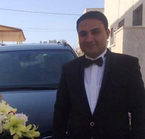 زواج مبارك لـــ معتصم غصاب فريحات